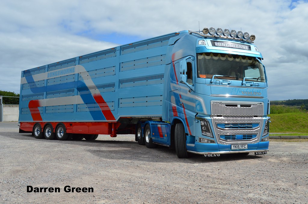 Yfc Auction LONGTHORNE VOLVO...