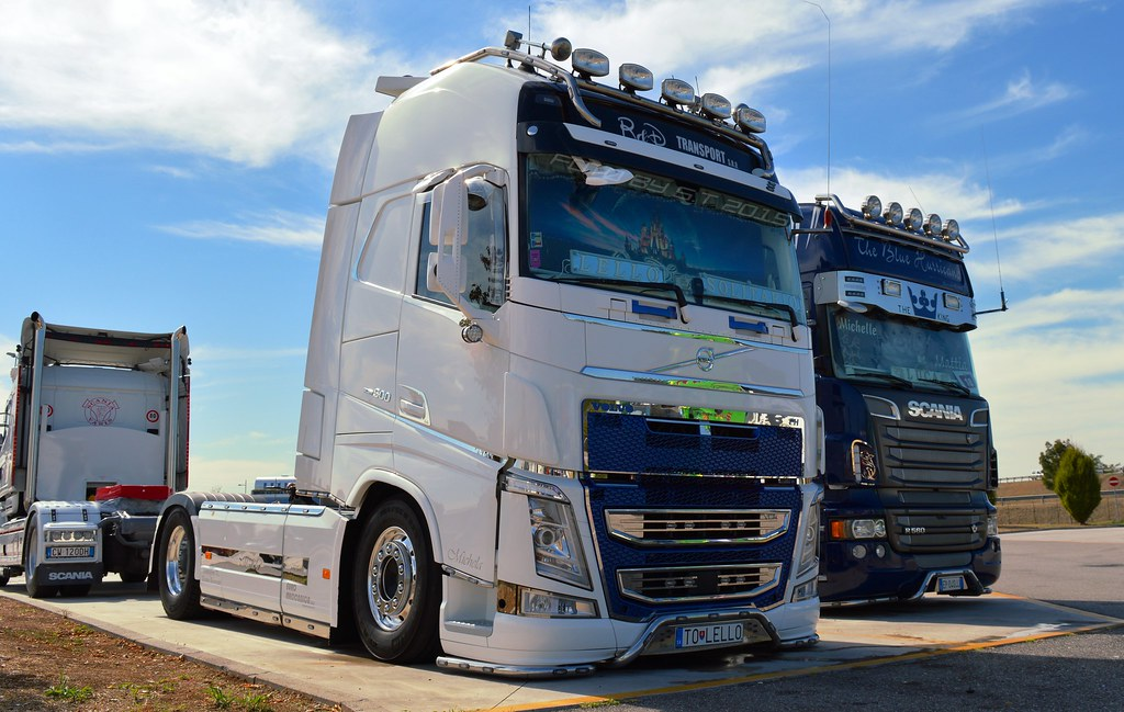 Volvo FH4 500 R & D Transport  Foto By ST  Flickr