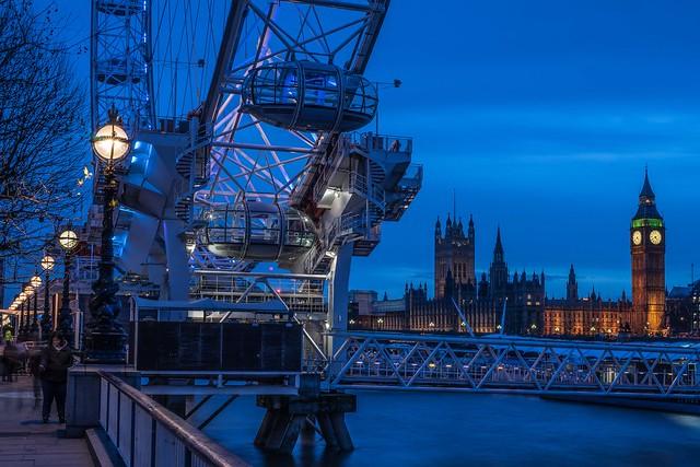 Foca 50mm f1.9………………………..倫敦眼London Eye