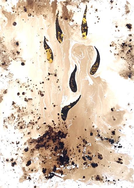 Moby Dick, La danza de los peces II, Esteban Ruiz