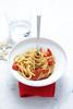 Prawn pasta (without prawns)
