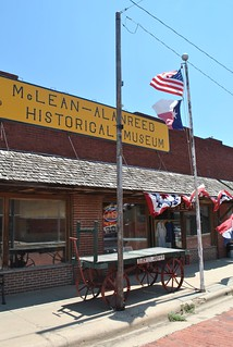 McLean - Alanreed Historical Museum