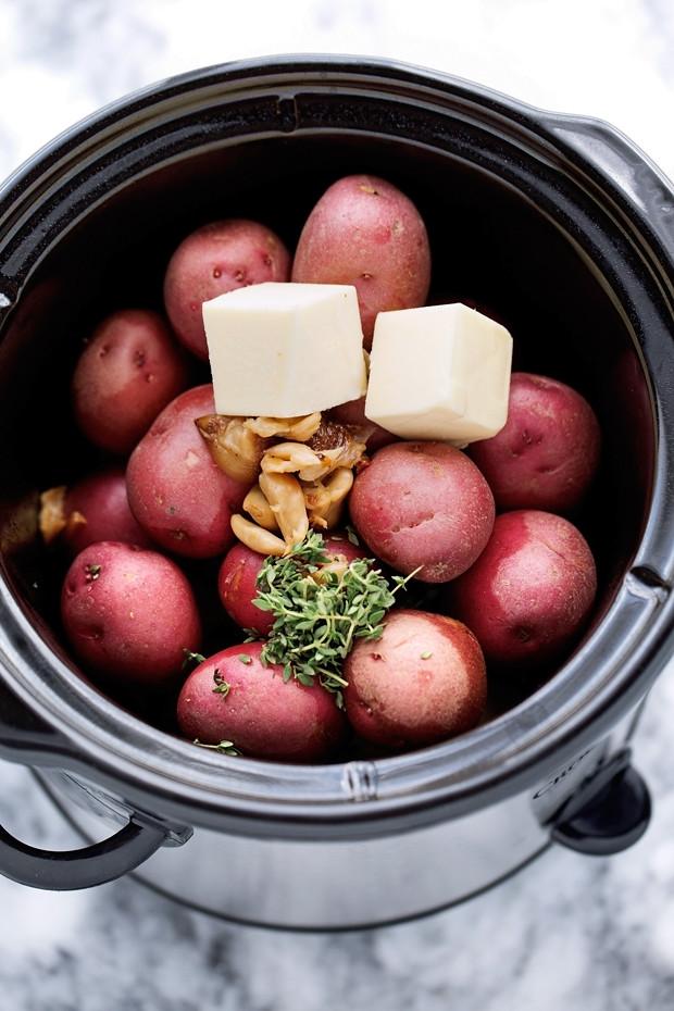 CreamyRoastedGarlicMashedPotatoes2  Little Spice Jar  Flickr