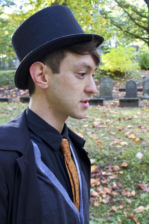 graveyard blog