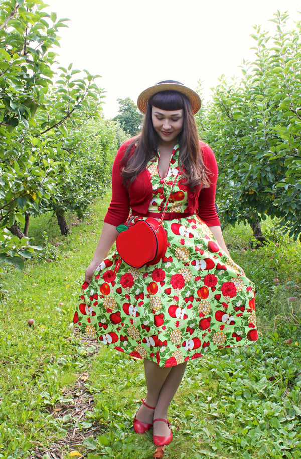 apple dress voodoo vixen