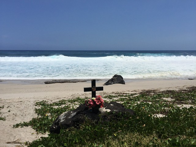 Playa de Grande Anse (Isla Reunión)