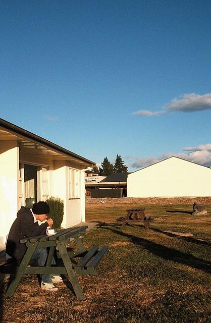 New Zealand 紐西蘭南島………………悠然