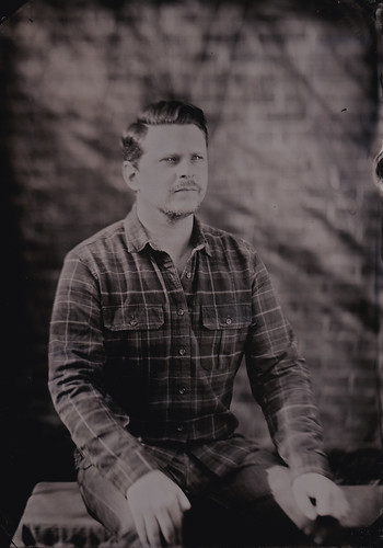 Nashville tintype photography