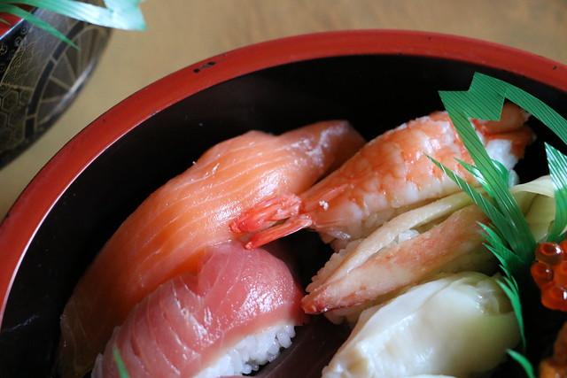 銀のさら 寿司 sushi