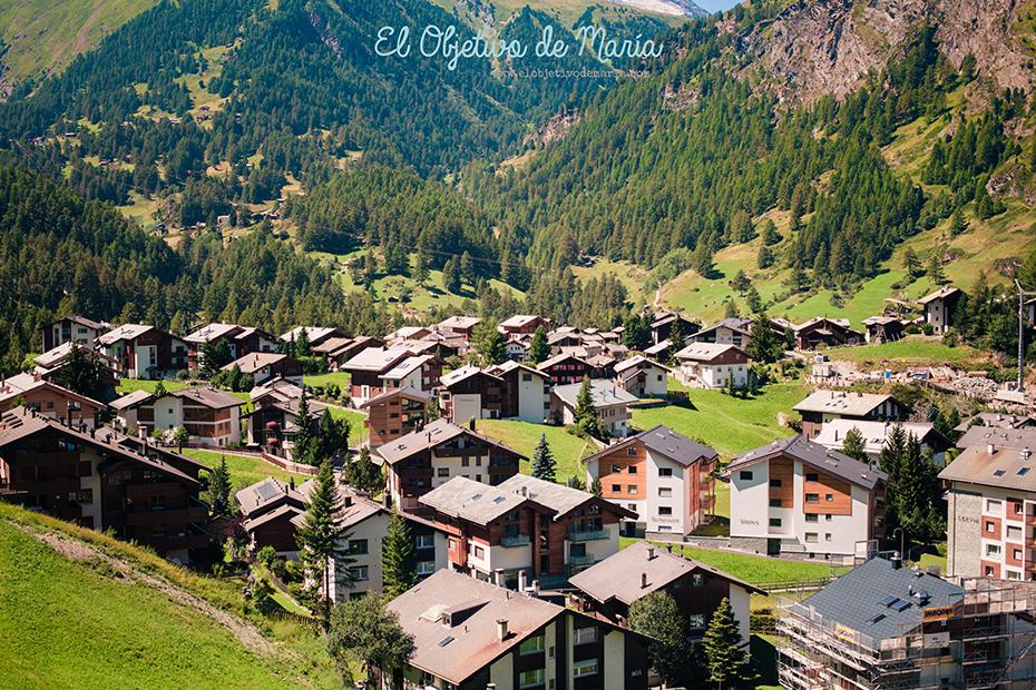Casas del Zermatt