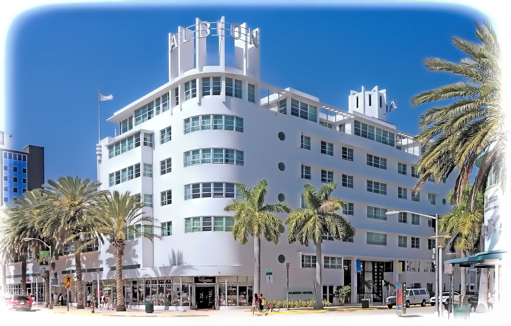 Albion Hotel Miami Beach Florida