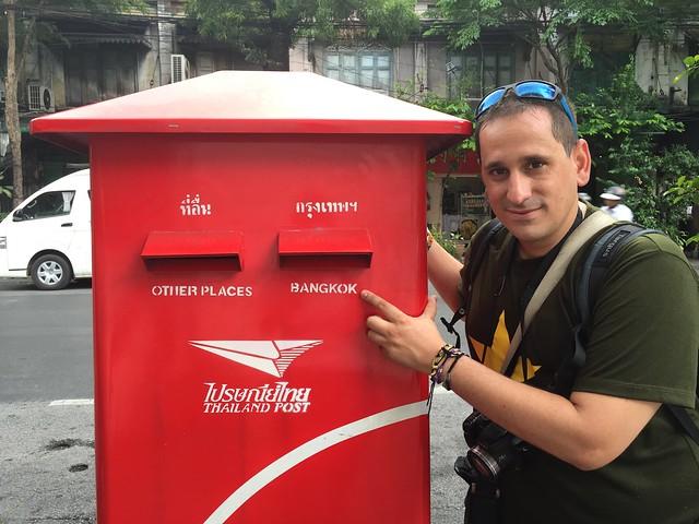 Sele en Bangkok