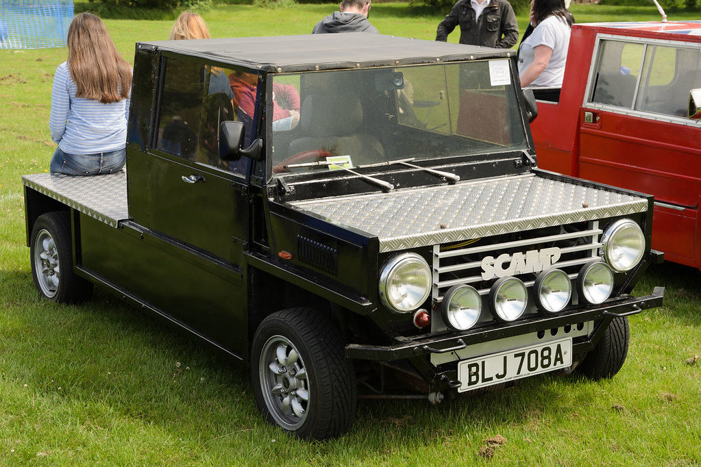 scamp mk 2 1963 burnley classic car show 28 06 2015 flickr