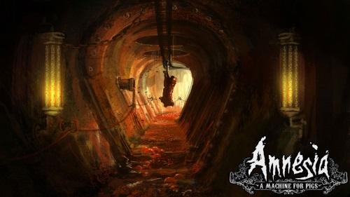 Amnesia: A Machine for Pigs 1