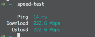 speed-test wifi paris web