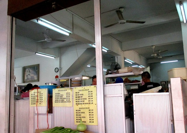 Lok Ming Yuen Muslim food stall