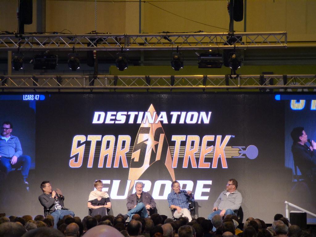 Destination Star Trek Branded Glasses