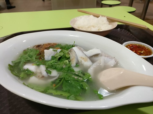 Pomfret Fish Soup