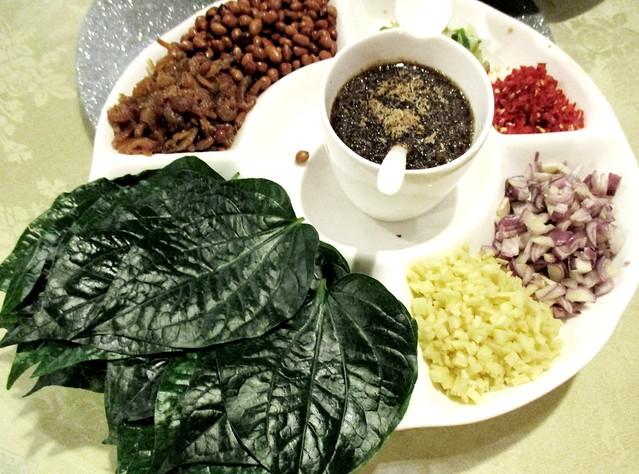 Flavours Thai Kitchen miang kam