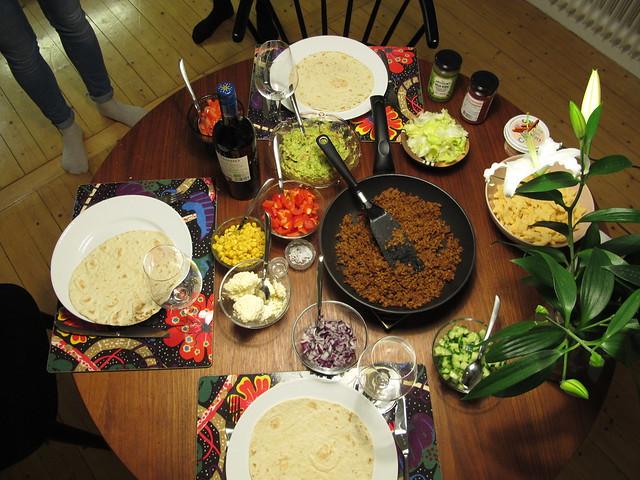 friday, tacos, helsingborg