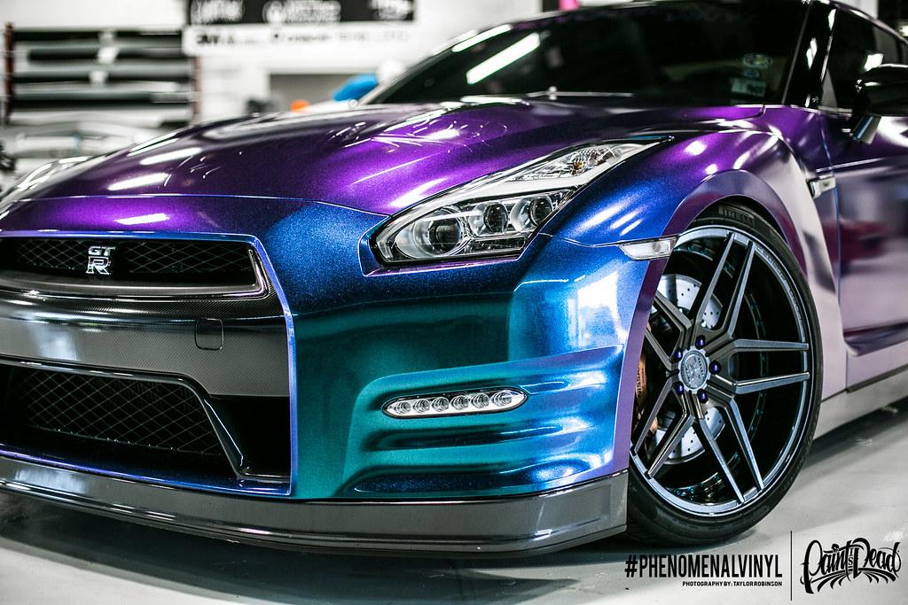 D Purple Car Rental