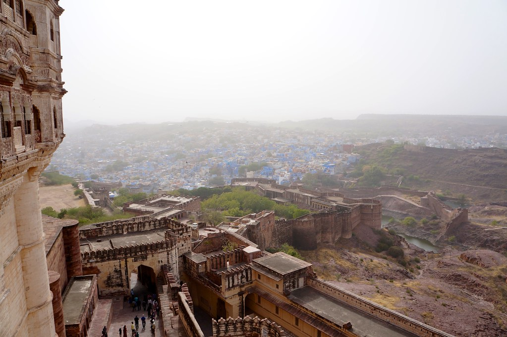 Jodhpur from Mehrangarh