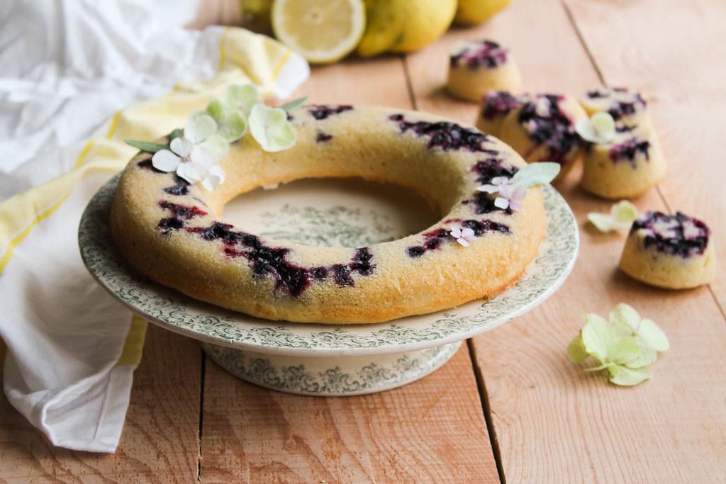 Recette de gâteau au citron