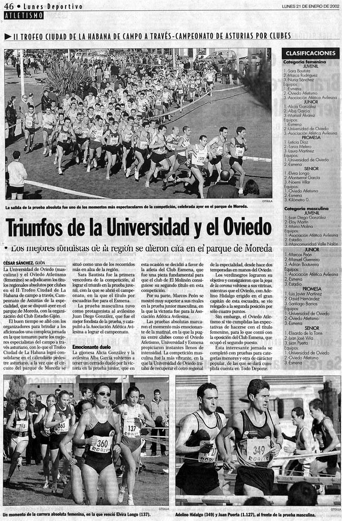 Recorte de prensa. Foto 092.