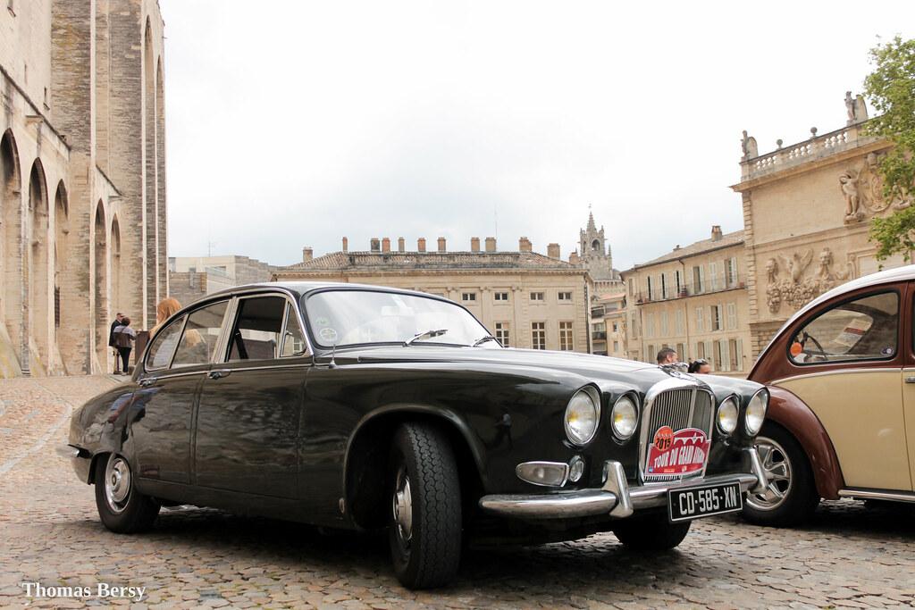 jaguar 420 1967 moteur 6 cylindres en ligne cylindr e flickr. Black Bedroom Furniture Sets. Home Design Ideas