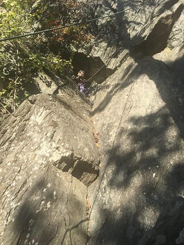 Climbing 10/16