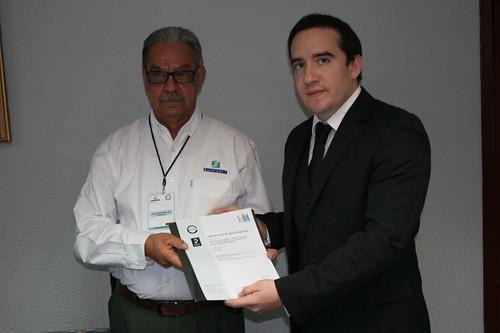 Recibe Issstesin certificado de calidad