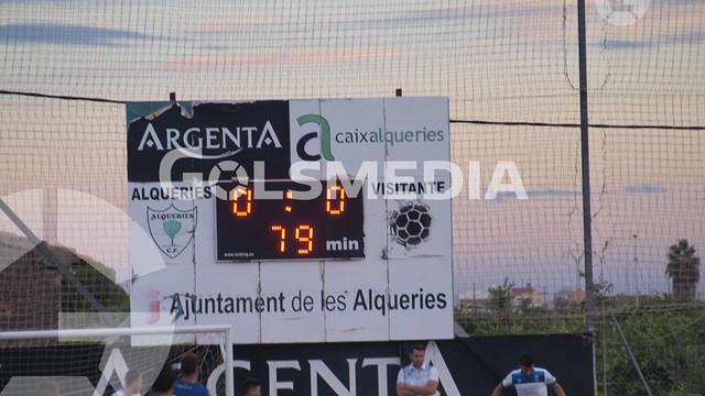 Alqueries CF 0-0 UD Vall de Uxó (05/11/2016), Jorge Sastriques