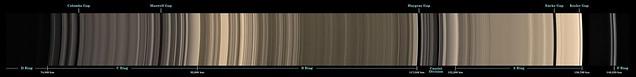 VCSE - Szaturnusz gyűrűi és rései - Mai Kép - Csizmadia Szilárd