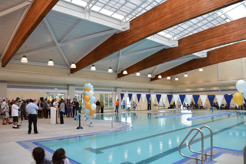 10 24 15 Richmond Swim Center Grand Reopening Richmond Flickr