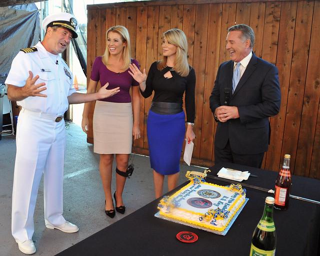 240th Navy Birthday