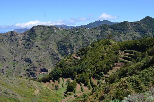 View across Anaga, Tenerife