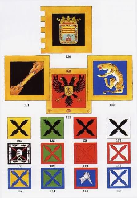 Cruz de Borgoña: origen e historia de la más longeva de las banderas ...