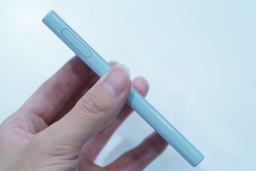 Xperia X Compact - ミストブルー