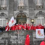 La CGSP-ADMI-OUEST s'est invitée au conseil communal de Tournai
