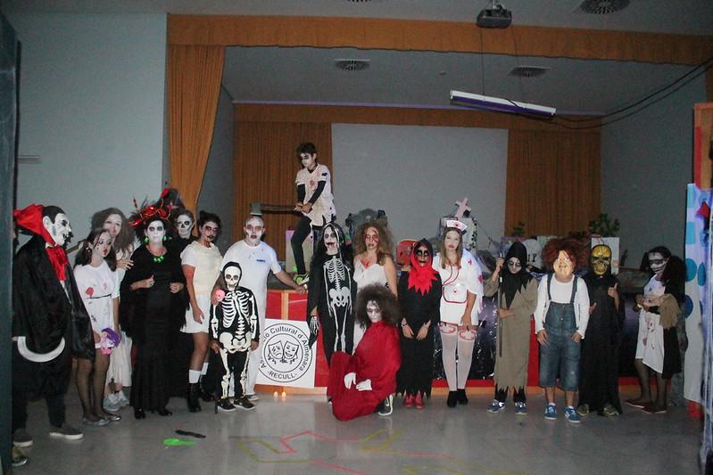 Halloween Almenara 2016