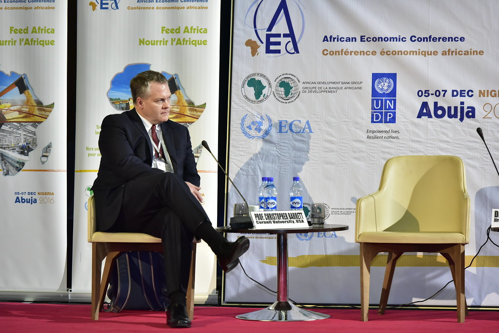 AEC 2016 : High Level Plenary Session 1: Reflections and Perspectives on achieving an inclusive agro-allied industrialization in Africa, 05 December 2016