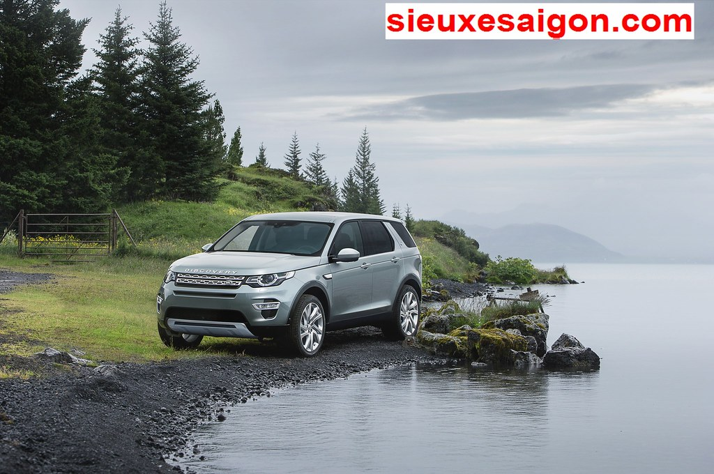 ngoại thất new discovery sport