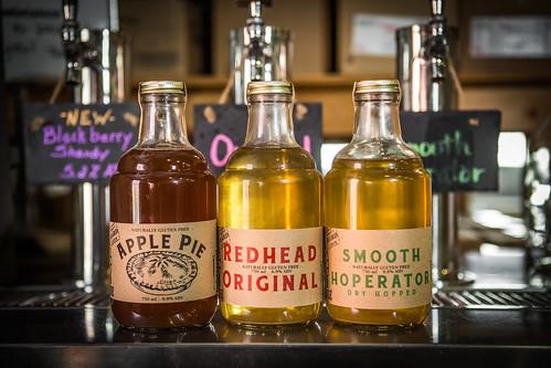 redhead cider varieties