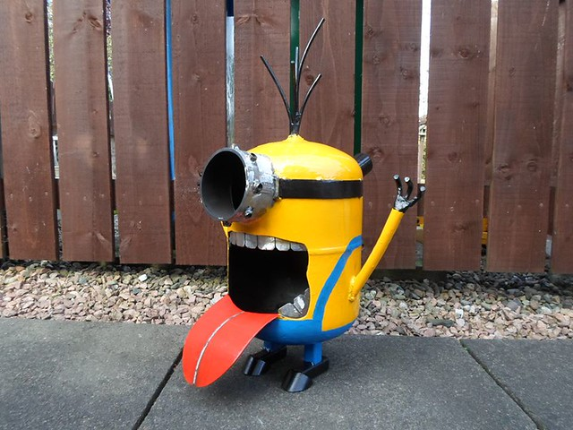 Minions by Caddyshack Creations