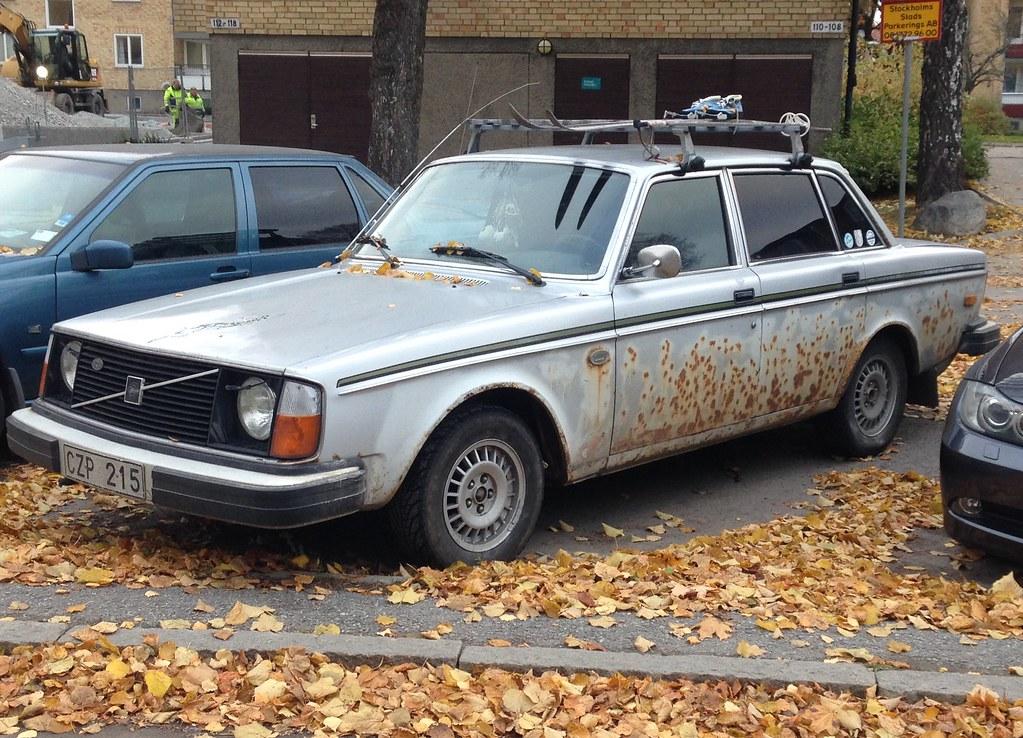 Volvo 244 1977