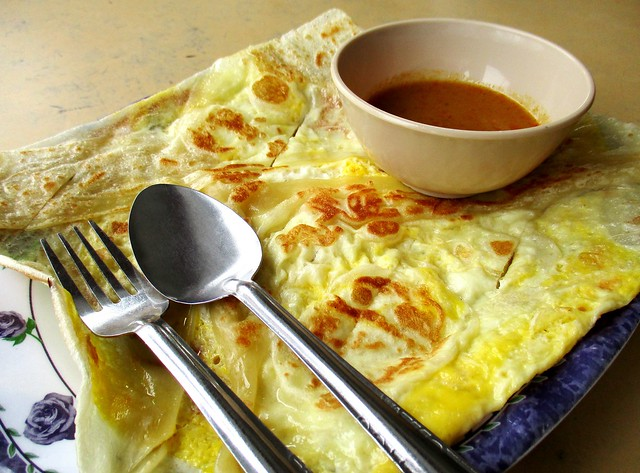 Choon Seng roti telur