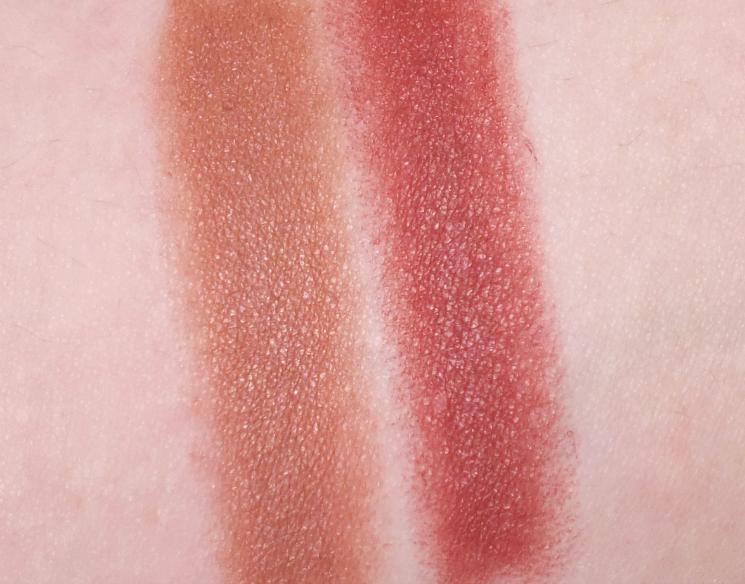 gosh velvet touch matte lipstick nougat cinnamon
