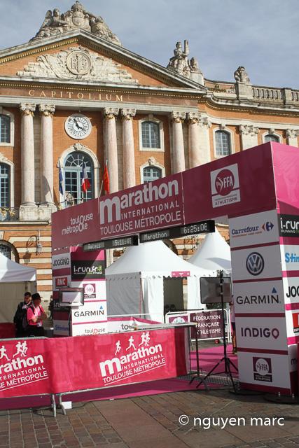 Marathon Toulouse 2016 | 2016.10.23