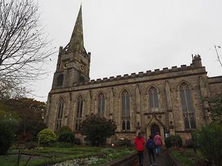 St Mary Magdalene, Clitheroe