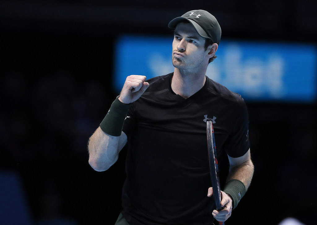 Andy Murray。(達志影像資料照)